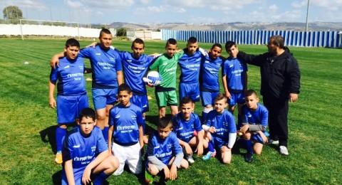افتتاح مدرسة كرة القدم في نين وقريبا مدرسة كرة قدم للفتيات