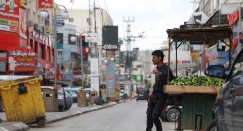 فايروس كورونا يعطل الحياة في الضفة الغربية برمضان