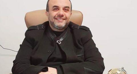 رئيس مجلس جسر الزرقاء الشيخ مراد عماش: