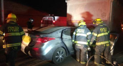 النقب: مصرع شخصيّن في حادث طرق مروّع