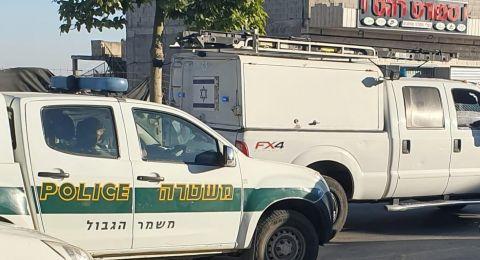 رهط: 3 اصابات بالرصاص بالقرب من مسجد!