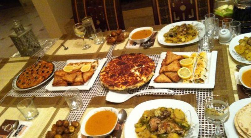 نصائح التغذية السليمة خلال شهر رمضان