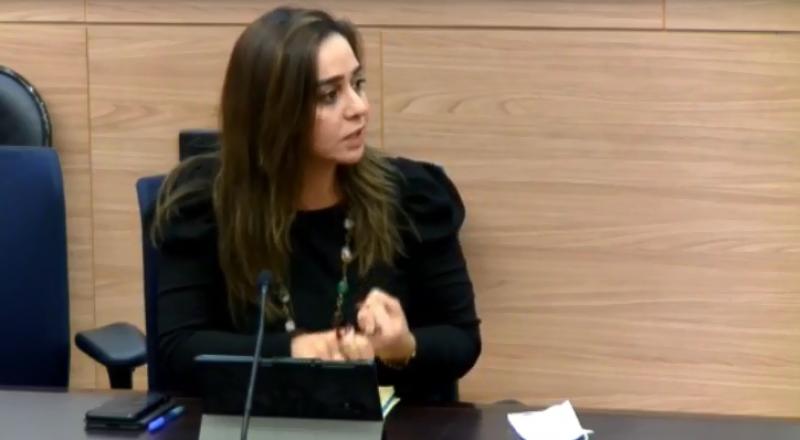 النائب سندس صالح تطرح في لجنة التربية والتعليم العقبات التي ستواجه الطلاب فور عودتهم إلى مقاعد الدراسة