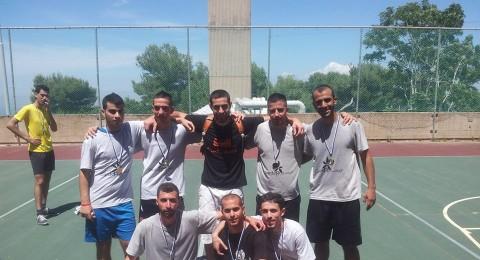 التجمع الطلابي بجامعة حيفا ينظم دوري كرة قدم على أسماء الأسرى الفلسطينيين