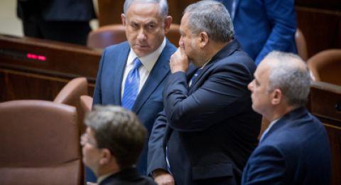 جولة اتهامات متبادلة بين نتنياهو وليبرمان