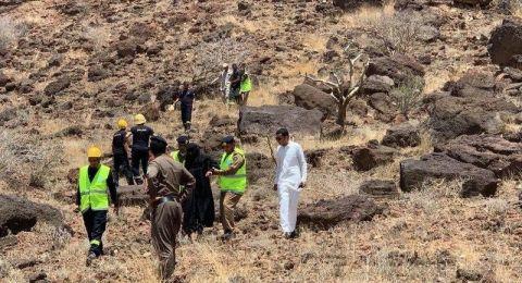 السعودية.. إنقاذ شقيقتين علقتا على قمة أعلى جبل في جازان