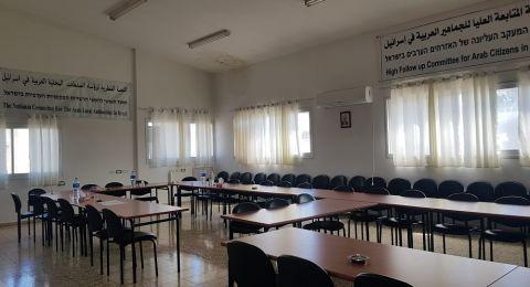 بركة ويونس يدعوان لإنجاح المظاهرة في يافا غدا الأربعاء