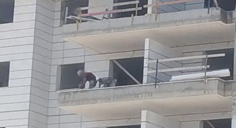 الشرطة تغلق 3 ورشات للبناء في راس العين