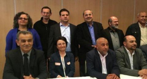 لجنة الوفاق: تكمن مصلحة جماهيرنا في اعادة تشكيل القائمة المشتركة