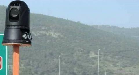 كاميرات بالضفة الغربية لمراقبة ومعاقبة مخالفي قوانين السير