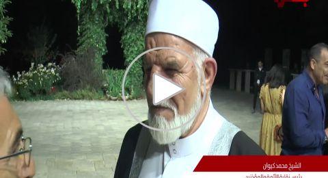 الشيخ محمد كيوان: هنالك الكثير من رجال الدين همومهم كروشهم وفروشهم