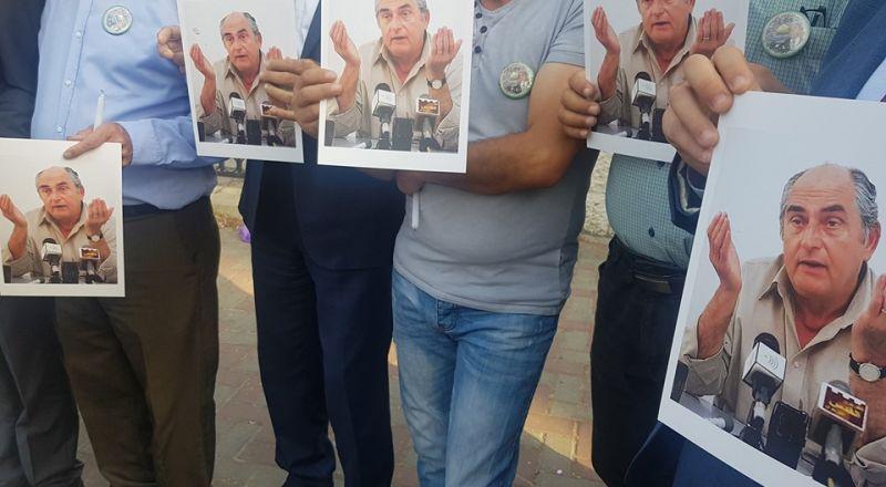 القدس : وقفة في الذكرى الثامنة عشر لرحيل امير القدس