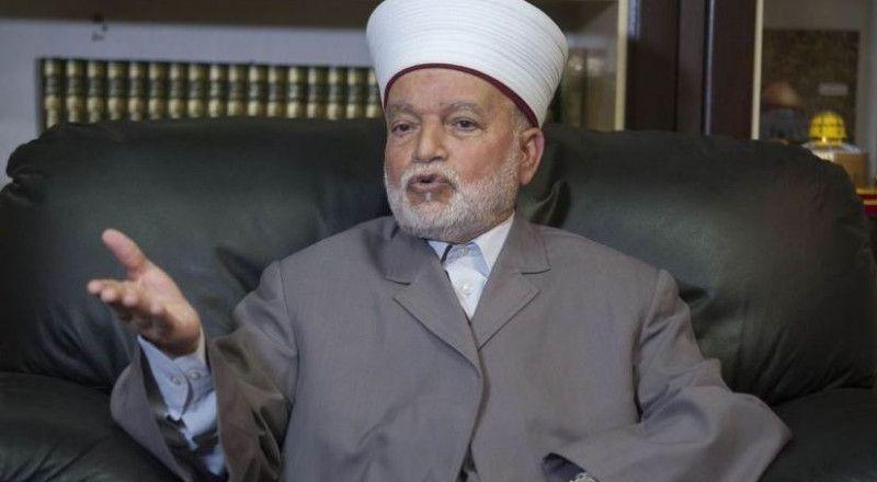 المفتي العام يستنكر حادثة تمزيق القرآن الكريم في فنلندا