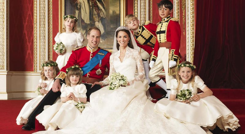 عادات الزفاف في العائلة الملكية البريطانية بعضها غريب جداً...