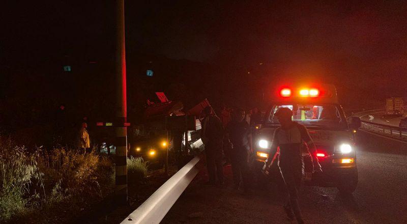 كفرقرع: اصابة فتى بحادث دهس