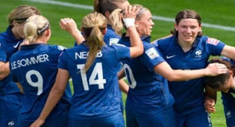 مونديال السيدات: هدف ينقذ فرنسا من كمين نيجيريا