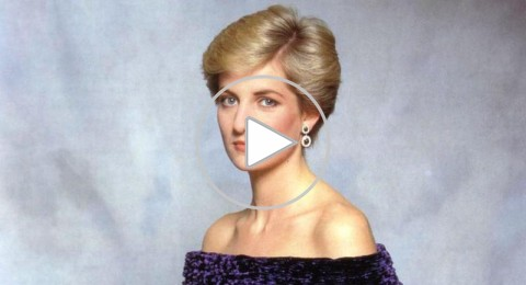 فستان الأميرة ديانا الجميل،بيع بـ 800 ألف دولار