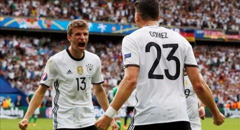 يورو 2016: ألمانيا في مواجهة إثبات الذات أمام سلوفاكيا