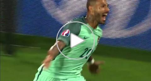 يورو 2016: البرتغال تصعد لربع النهائي بدعوات الأم وحظ كواريزما
