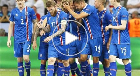 مفاجأة يورو 2016..انجلترا تتعرض للهزيمة من ايسلندا وتودع اليورو