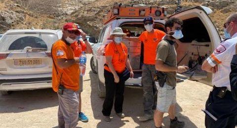 وادي القلط: وفاة شابة بعد تعرضها لضربة شمس