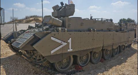 أكبر حشد عسكري اسرائيلي على الحدود مع لبنان منذ حرب 2006