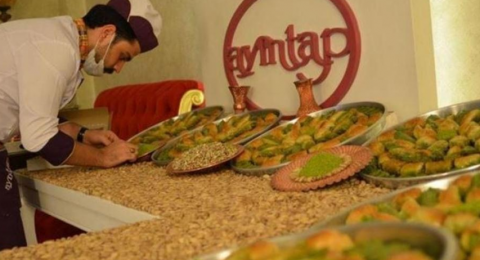 استنفار في تركيا بسبب البقلاوة