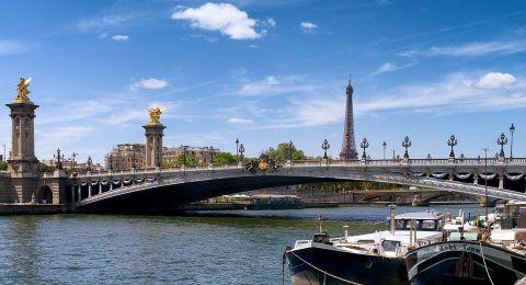 فرنسا تسجل انخفاضا اقتصاديا تاريخيا