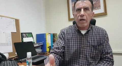 د. محمد خطيب يطالب نواب المشتركة بالضغط على وزارة الصحة لإدخال الخطة الخماسية بالميزانية