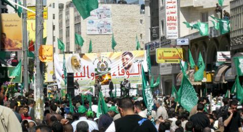 حماس: نرفض أي ابتزاز مقابل رفع الحصار عن غزة