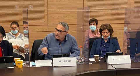 النائب إمطانس شحادة: إسرائيل ليست بحاجة لكورونا لتتعقّب الانسان الفلسطيني