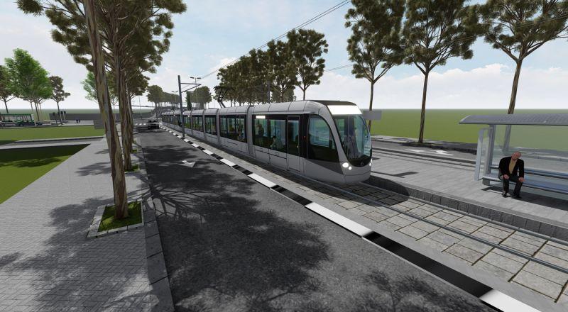 اقتراب بدء تنفيذ مشروع القطار الخفيف حيفا – الناصرة