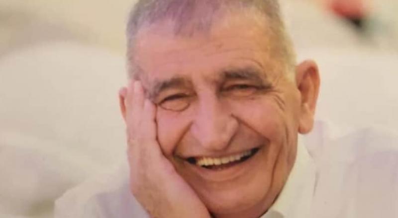 معليا وفاة المربي الفاضل ميخائيل حنا عراف- ابو ايمن