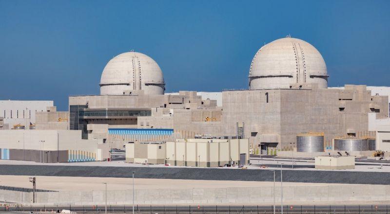 الإمارات تعلن عن تشغيل أول مفاعل سلمي للطاقة النووية في العالم العربي