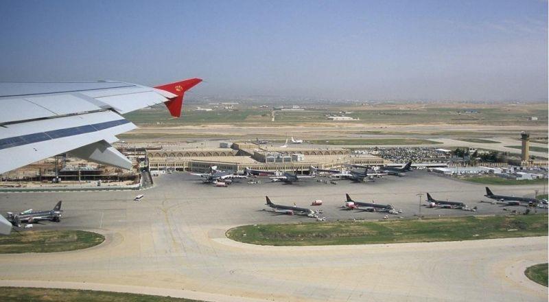 الأردن يعيد افتتاح مطاراته في 5 أغسطس