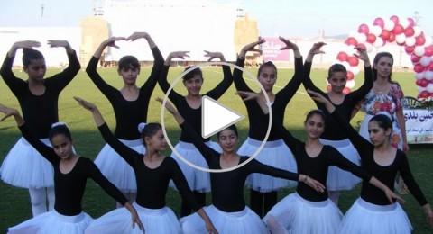 راقصة الباليه ديانا: مجتمعنا تقبل هذا الفن
