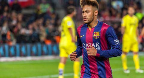 نيمار يعود لأصدقائه في برشلونة