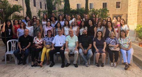 حيفا: 775 طالباً سيعودون لمدرسة ماريو حنّا الاسقفيّة