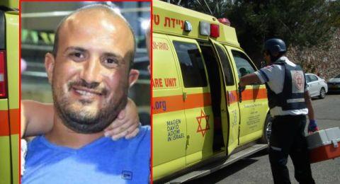 مجد الكروم: مصرع العامل محمد حمدان أثناء عمله بورشة للبناء في ميناء حيفا