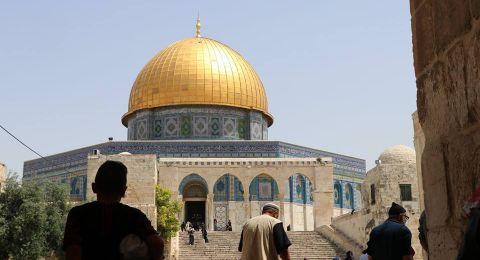 الأوقاف الاسلامية: الاقصى لا يخضع لقوانين المحكمة الاسرائيلية