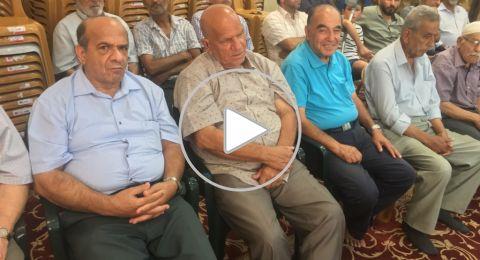 جامع عمر المختار يافة الناصرة يستقبل العام الدراسي بشعائر الجمعة