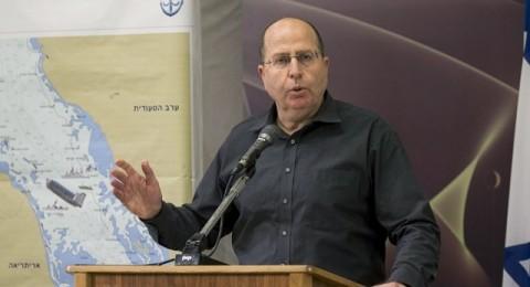 وزير الأمن الاسرائيلي