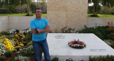 فعاليات فلسطينية تنعى اللاعب مراد عباس