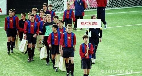 لاماسيا برشلونة تتصدر قائمة أفضل 5 مدارس كروية في العالم