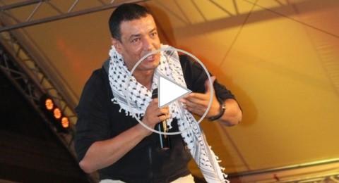 امسية رائعة لهشام الجخ في رام الله