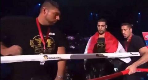 ملاكم من أصل سوري يحقق إنجازا ألمانيا طال انتظاره