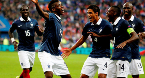 نجم فرنسا يأمل بتجنب مواجهة المغرب في المونديال!
