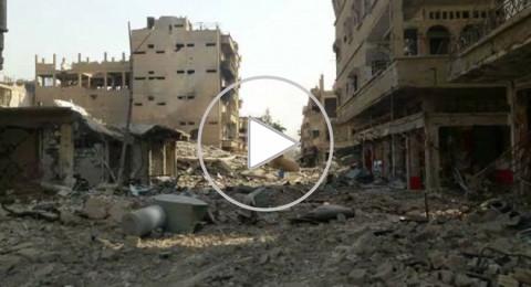 ما يقارب من 4.8 مليون دولار لإعادة إعمار مدينة دير الزور