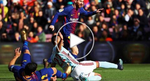 برشلونة يخسر نقطتين جديدتين في صراع الليغا ويتعادل أمام سيلتا فيغو
