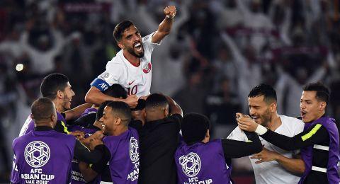 زعماء يهنئون أمير قطر بإحراز منتخب بلاده كأس آسيا 2019